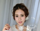 佛山化妆师Angel思,韩式新娘跟妆**,唯美花嫁