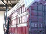 铁路线路AB装模板