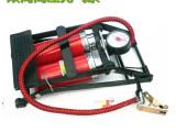 折叠脚踏式打气筒 汽车摩托车电动车打气泵车载脚踏充气泵