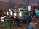 新款菜籽油精炼油设备 动物油炼油生产线 油脂精炼油设备厂家