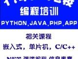 正规老校,青岛JAVA,PYTHON,嵌入式培训,PHP培训