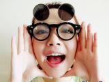 欧美vintage蒸汽朋克双层翻盖复古太阳眼镜 金属圆框墨镜8008