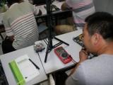 北京手机维修培训学习 高中毕业学习什么好 手机维修实战操作