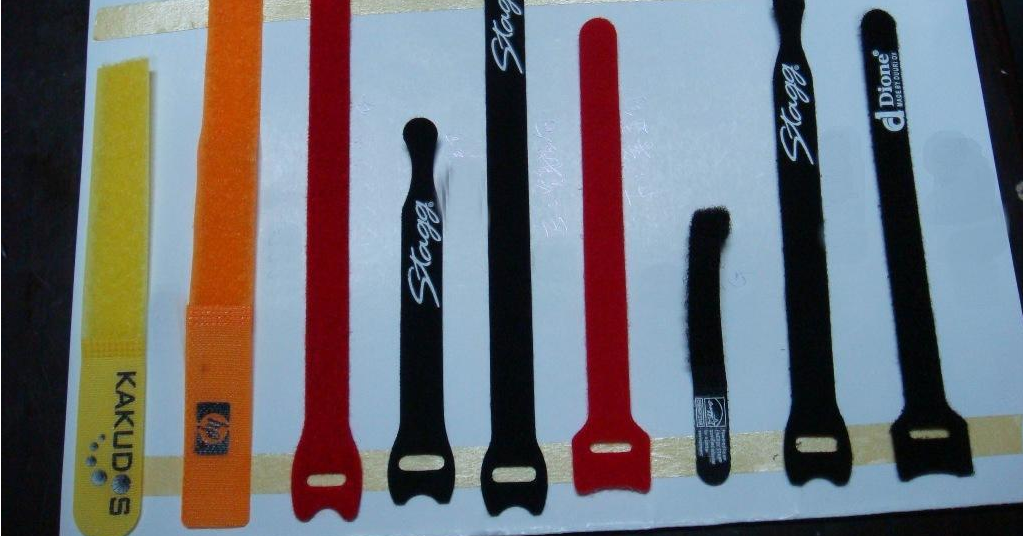 T型魔术贴绑带 LOGO绑带 环保式尼龙魔术贴 卡板托盘绑带