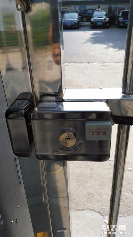 普通锁更换电子刷卡锁 安装维修 更换配件 加卡 系统升级