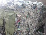 现货供应进口废塑料PET瓶砖,PET瓶片 再生料PET 进口废塑