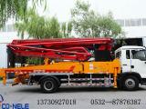 青岛哪里有卖价格优惠的混凝土泵车 37米泵车