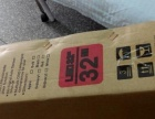 出售32寸超薄窄边LED高清液晶电视,全新的