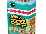 韩国进口食品 韩国饼干 可拉奥小动物饼干  70g
