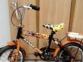 转漂亮的14寸儿童自行车