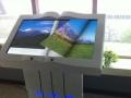 优视秀厂家直销壁挂落地广告机触摸查询一体机用于旅游