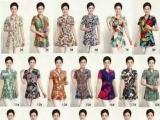 华中外贸女装夏装短袖连衣裙尾货便宜货源哪里找