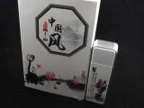 独家私模 USB点烟器u盘 USB充电打火机 土豪金点烟器U盘