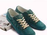 夏季透气休闲男鞋水洗帆布鞋牛仔布豆豆鞋韩版男鞋板鞋男系带单鞋