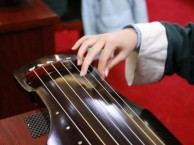 南山古琴培训业余爱好班系统学习方法一对一教学