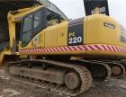 低价出售小松220- 7挖掘机