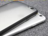 iPhone6s手机壳 TPU磨砂边框