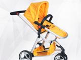 诺贝乐高景观婴儿童车手推车高端铝合金折叠童车多色可选出口包邮
