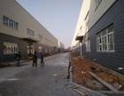 (选址e家)新出厂房格局方正4800平方园区厂房出租
