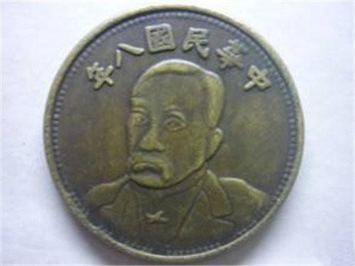 徐世昌纪念币收藏市场趋势
