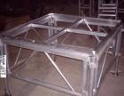 生产销售铁铝合金桁架,舞台,灯光架