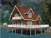 厦门木屋价位_口碑好的木屋尽在桩溱景观工程