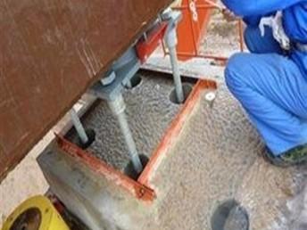 洛阳高强无收缩灌浆料 自流平灌浆料 设备基础灌浆