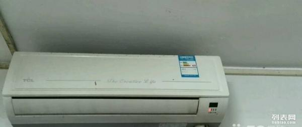 tclkfr-25w0331冷暖型壁挂空调,九成新因搬家