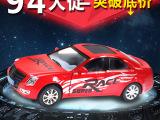 【满包邮】凯迪拉克合金灯光音乐回力儿童玩具车电动玩具车模型