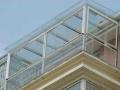 封阳台、钢结构、阳光房、彩色铝合金、断桥铝不锈钢