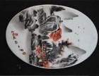 安徽墨彩瓷板画市场专业评估