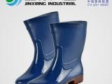 雨鞋女款 外贸保暖靴 时尚迷彩雪地靴批发 防雨防静电中筒女靴