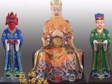 专业定制 树脂雕塑 四海龙王 龙之九子 龙王太子佛像神像批发