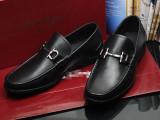 欧洲外贸高档男鞋出口真皮批发 奢侈品精品时尚大牌男鞋系列