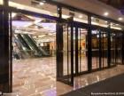 天津市供应钢化玻璃安装玻璃隔断玻璃门
