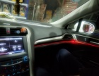 武汉哪里可以安装福特一键启动 氛围灯改装
