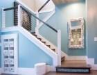 室内楼梯装修攻略 轻松点亮家居生活 美饰美家