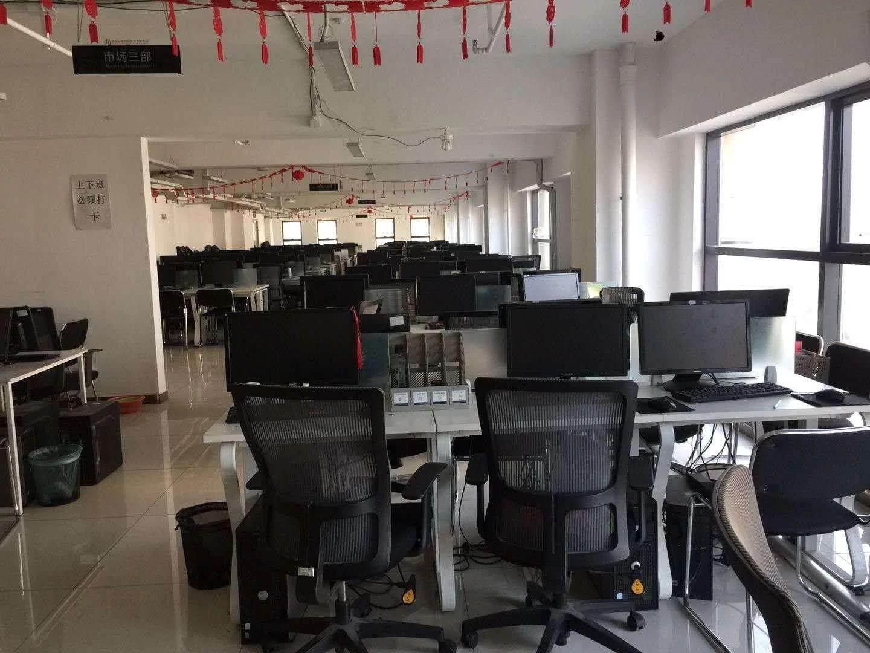开发商直租 新华科技大厦 精装遗留 拎包入住带家具