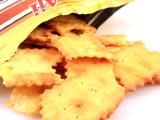 AJI惊奇脆饼多口味味 金黄起士苏打饼干200g 整箱12袋休闲