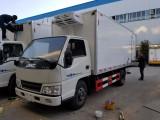 江铃顺达4.2米冷藏车年底成本出售