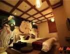 北碚时尚主题酒店装修设计 重庆主题酒店设计 爱港装饰
