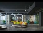 徐州办公室装修 写字楼装修 办公楼空间设计 厂房效果图设计