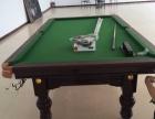 英士爵台球桌厂家直销、批发英式、中式黑八、雕刻台球桌