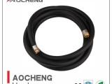 【供应】液压油管 橡胶管由内胶层6层钢丝缠绕增强层和外胶层组成