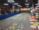杏林超大空间的健身运动中心