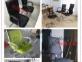 我们专业生产各种办公桌椅 电脑桌 屏风卡座 营销桌
