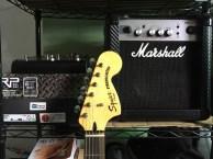 深圳吉他培训 龙岗买正品芬达squier VM电吉他