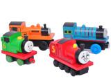 奇趣木制玩具 批发定做 托马斯火车头 儿童外贸出口玩具