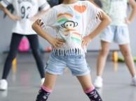 天河少儿街舞爵士暑假基础培训班 冠雅少儿舞蹈培训