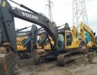 沃尔沃二手挖掘机转让210和和360出售大市场